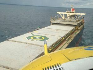 RACQ to the rescue for bulk carrier 80km offshore