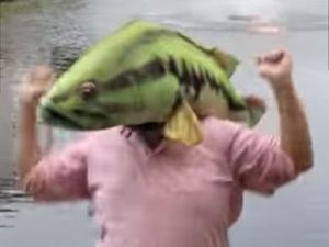 All about that Bass - fishing parody