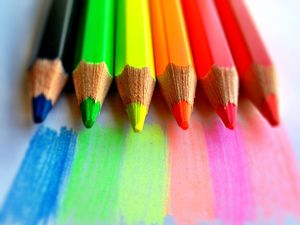 Colouring Calm - Library activity