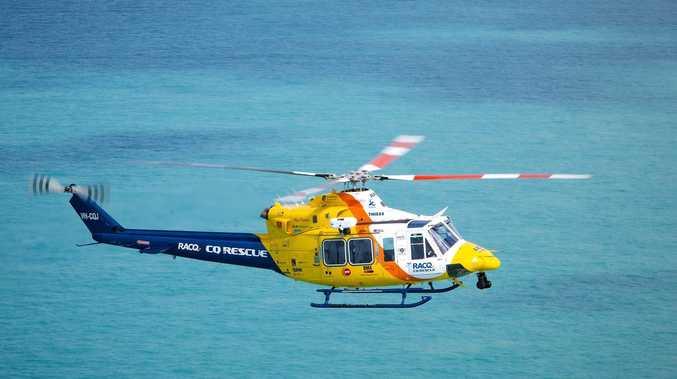 RACQ CQ Rescue Mackay