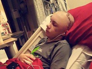 Duct tape challenge leaves teen in hospital