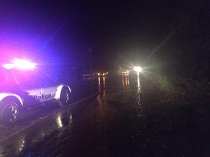 Car stuck on Windermere Rd