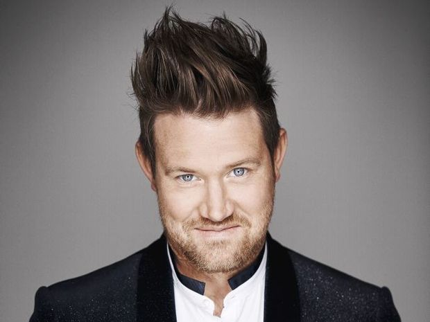 Eddie Perfect is a judge on Australia's Got Talent.