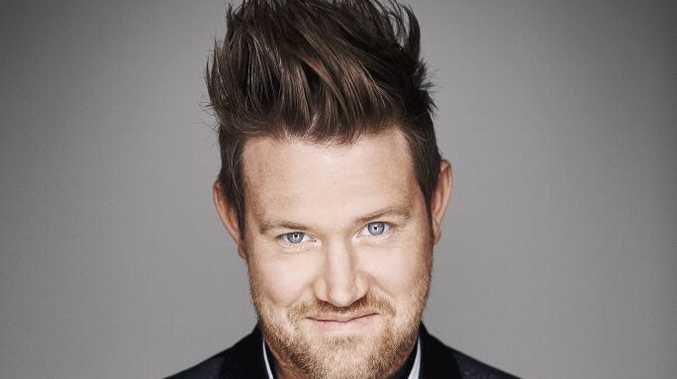 Eddie Perfect is a judge on Australia's Got Talent.
