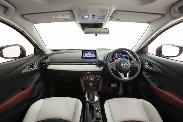 2016 Mazda CX-3 Akari. Photo: Contributed