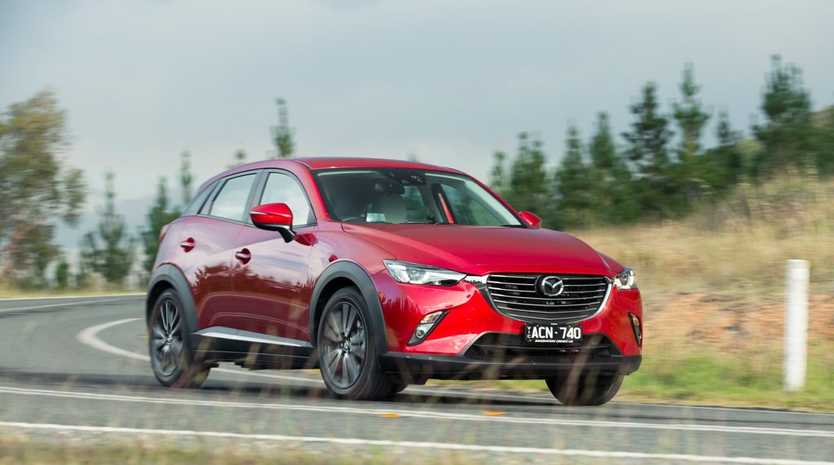 Mazda's recently-launched CX-3 small SUV has quickly hit the best-seller list helped in part to its sub-$20k start price. We test the full fat Akari version.