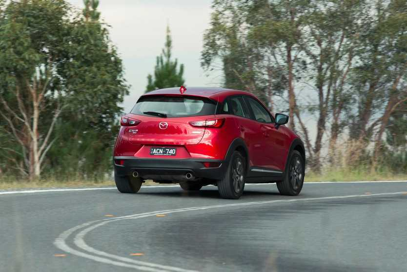 2016 Mazda CX-3 Akari. Photo: Contributed
