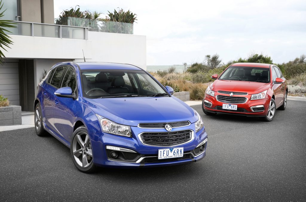 SPORTING: Z-Series and SRi-Z now available for both sedan and hatch Cruzes