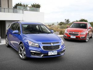 Z-Series and SRi-Z Holden Cruzes arrive