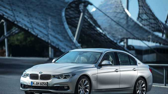 MID-YEAR ARRIVAL: Plug-in hybrid BMW 330e is coming soon