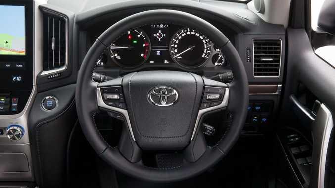 Toyota LandCruiser 200 Series VX. Photo: Contributed.