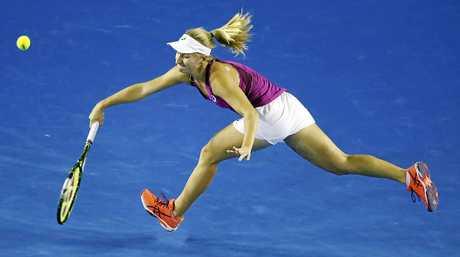 Daria Gavrilova, who starred at the Australian Open, is coached by former Calen girl, Nicole Pratt.