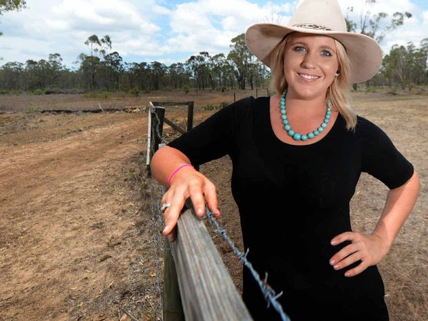 HUNT FOR LOVE: Jasmine Cullen will appear as a contestant on Monday night's Farmer Wants A Wife series after applying for the show.