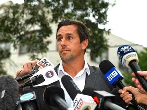 Mitchell Pearce close to tears as he admits drinking problem