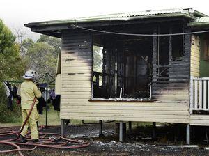 Nobby house fire