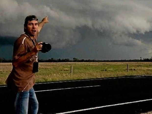 CHECK THIS OUT: Jeff Higgins of Higgins Storm Chasing.