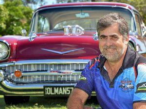 Dave Sammut's 1957 Chevy