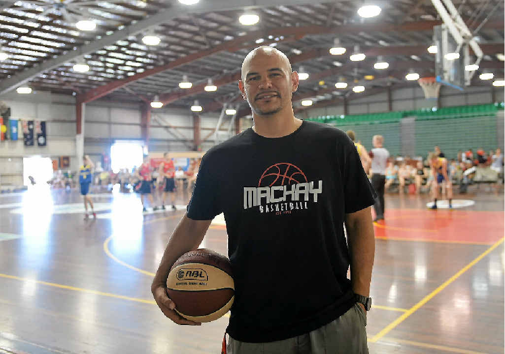 SAD TO SEE HIM GO: Meteors championship coach and Mackay's Queensland Basketball League program manager Joel Khalu is leaving Mackay. Keep an eye on the Daily Mercury to see where Khalu ends up.
