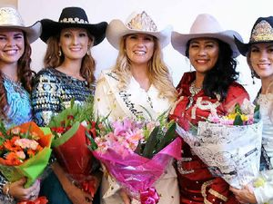From the mines to Miss Rodeo Australia for Katy