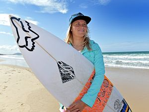 Keely Andrew in final at Burleigh