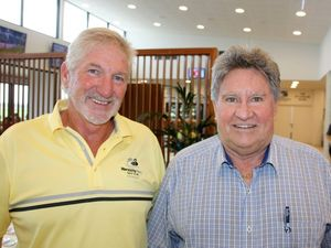 Maroochy River Golf Club official opening