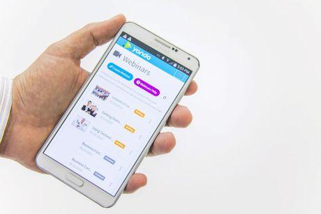 Yondo's app