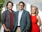 Charlie Albone, Andrew Winter and Shaynna Blaze star in the TV series Selling Houses Australia.