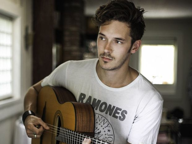 Sam Palladio is a musician and star of the TV series Nashville.