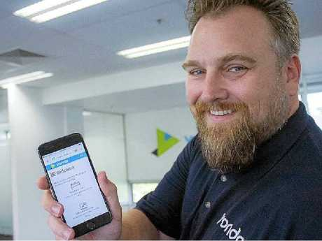 Yondo co-founder and CEO Tony Jarboe
