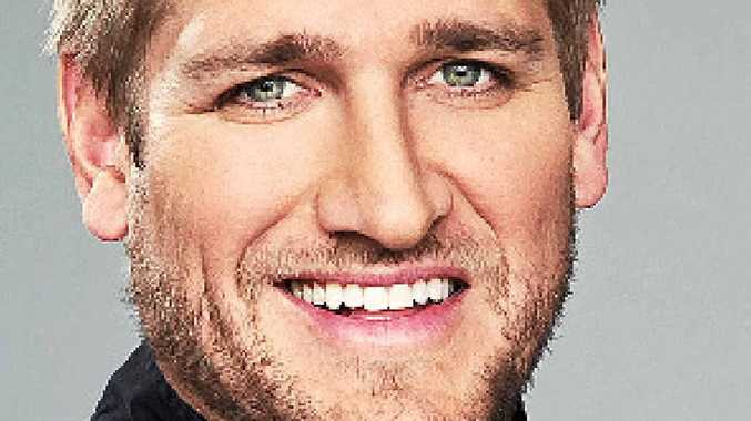 Curtis Stone is the face of Princess Cruises.