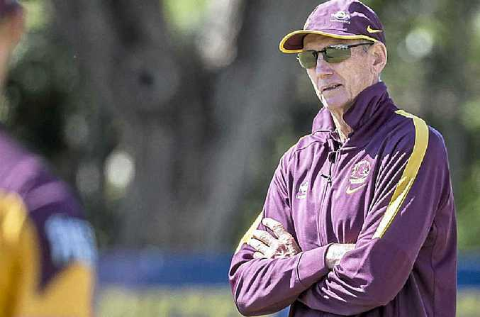 Brisbane Broncos coach Wayne Bennett. Photo: AAP Image