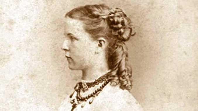 FAMILY TREE: Dr Bignell's famous mother, Margaret Ann Blyth.