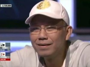 High-roller bookie suspected of match fixing