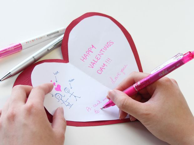 Five tips for writing a perfect love letter News Mail