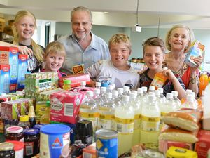 St Vincent de Paul thanks Gympie for its generosity