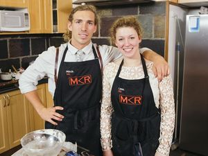 MKR young guns impress with magical forest food