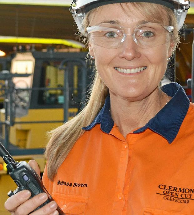 Gympie's Melissa Brown is putting Gympie on the global mining map.