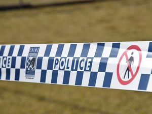 Man reportedly armed with machete causing disturbance