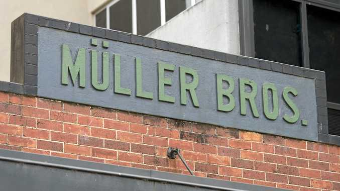 Muller Bros will be a rooftop restaurant and bar in the Bell St Mall, the inspiration for the name comes from the original name of the historic building.