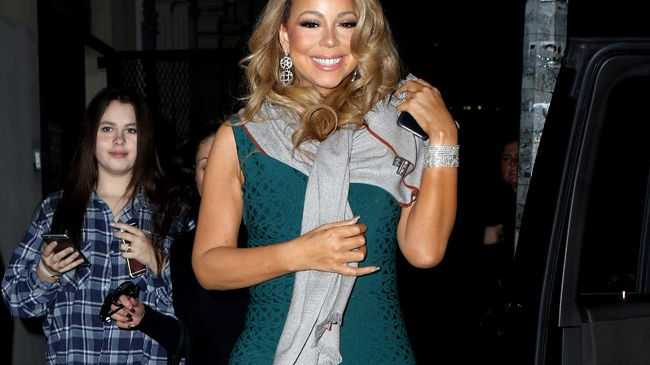 Mariah Carey is the latest celebrity to get her own reality show.