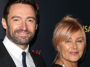 Hugh Jackman: The best wingman a son could ask for