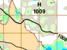 BOM: 'Massive area of rain and thunderstorms' near Gladstone