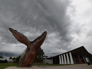Storm struck Maryborough as alert for severe weather issued