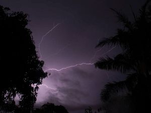 READERS PHOTOS: Storm activity across Central Queensland