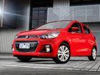 SPARKLY: Sleeker, more powerful and with desirable infotainment in the micro car segment, the 2016 Spark replaces the current Barina Spark as Holden's tiniest offering.