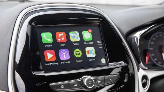 DESIRABLE: Apple CarPlay is becoming increasingly a standard inclusion on all cars, even the cheapest on our market.