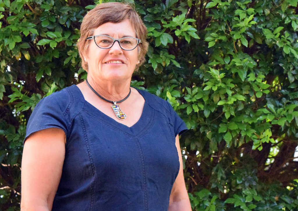 HONEST ACTIONS: Springsure cattle producer Christine Rolfe will run for councillor in the Central Highlands Regional Council election on March 19.