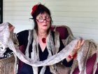 Coast woman petrified after 20 snake skins found in roof