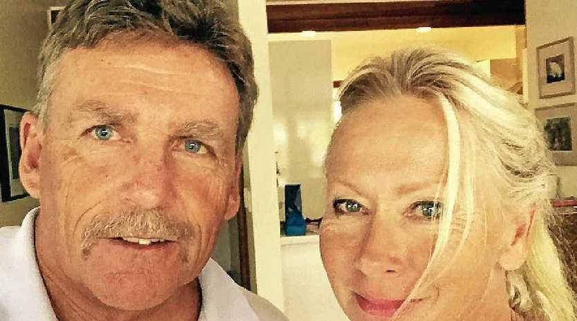 Peter and Julie Fidler.