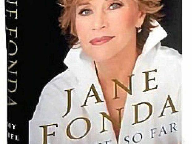 MY LIFE SO FARby Jane Fonda.